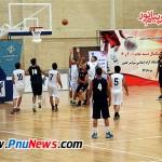 مسابقات بسکتبال دانشجویان