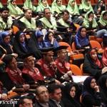 پنجمین جشن دانش آموختگی دانشجویان برتر پیام نور