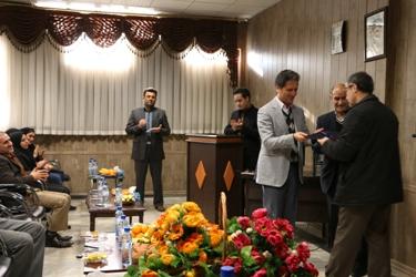 مراسم تودیع و معارفه پیام نور تهران شرق