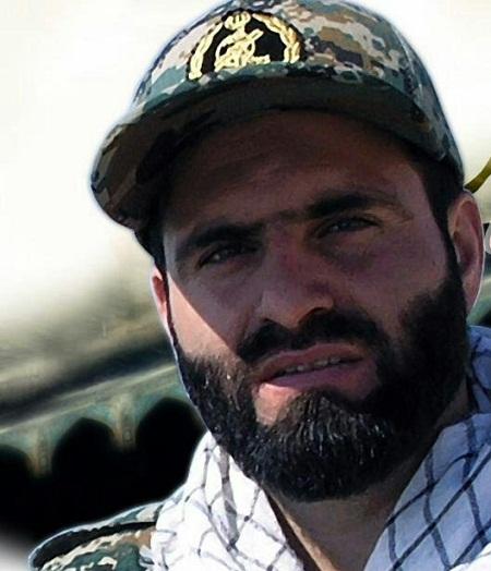 شهید عبدالمهدی کاظمی مغانک