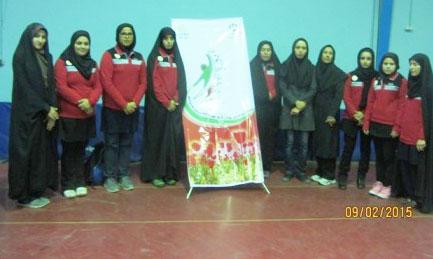 جشنواره ورزشی پیام نور کرمان