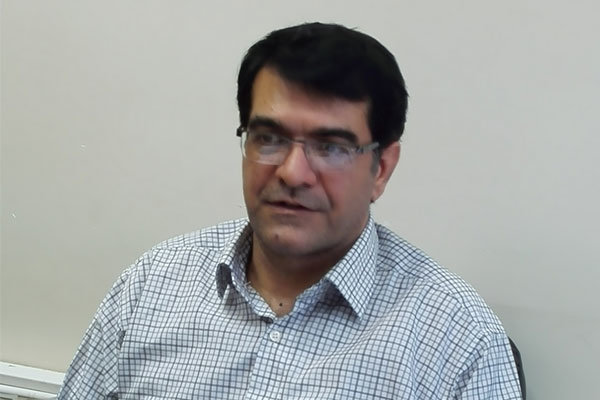 حمید اکبری قائم مقام معاون آموزشی وزارت بهداشت