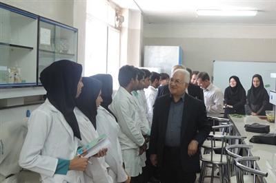 افتتاح آزمایشگاه تحقیقات آبزیان دانشگاه پیام نور قشم
