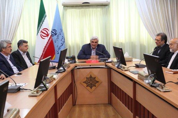 محمد فرهادی وزیر علوم ،تحقیقات و فناوری