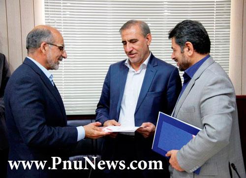 انتصاب محمدحسن دوگانی آغچغلو