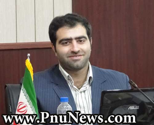 دکتر عبدالمهدی نصیرزاده مدیرکل تربیت بدنی پیام نور