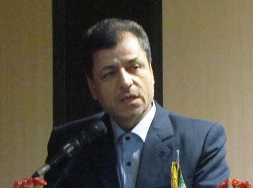 سعید صادقی رئیس دانشگاه پیام نور گیلان