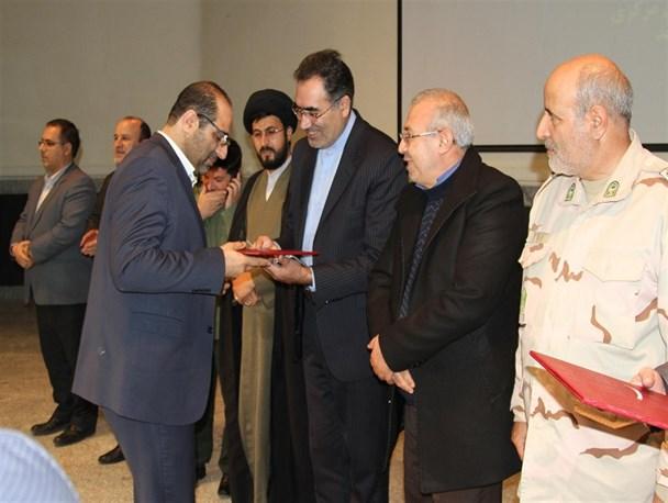 انتصاب مسعود ارشاد به عنوان رئیس پیام نور جلفا