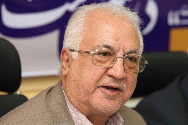 علی اصغر رستمی رئیس دانشگاه پیام نور