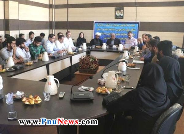 نشست محمدهادی امین ناجی در بوشهر