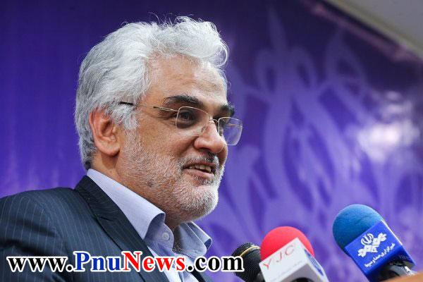 محمدمهدی طهرانچی رییس دانشگاه آزاد