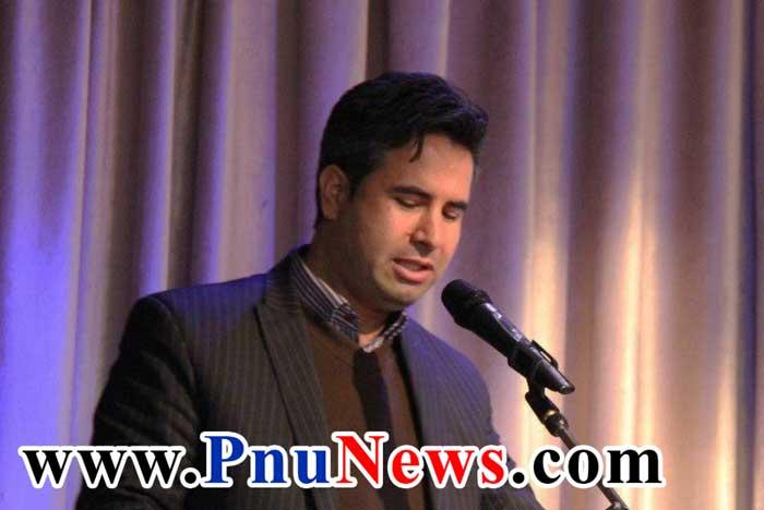 یعقوب احمدی رییس دانشگاه پیام-نور کردستان