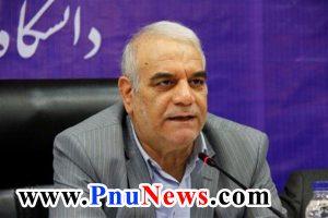 محمدرضا زمانی رئیس-دانشگاه-پیام-نور