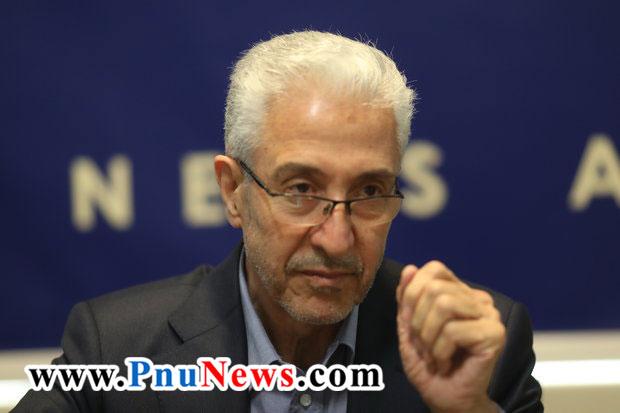 منصور غلامی وزیر علوم