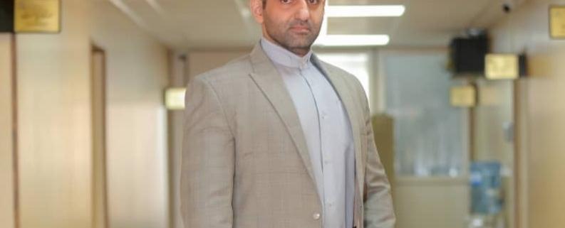 محرم عبدی پور رییس کمیته انضباطی فدراسیون بدنسازی و پرورش اندام